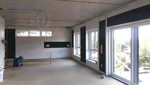 Infrarotheizung im Neubau